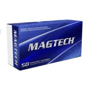 Magtech 10mm Auto Ammunition 50 Rounds FMJ 180 Grains 10MM