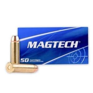 Magtech Sport Shooting 357 Magnum FMJ Ammunition .357 Magnum