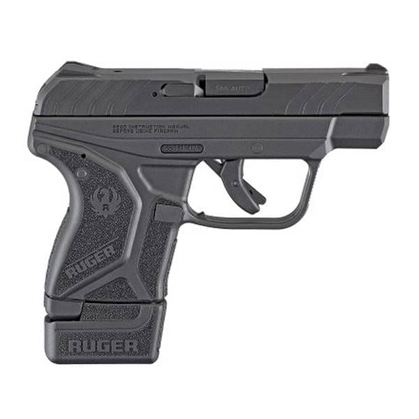 Ruger LCP II .380 ACP Black Polymer Handgun Firearms