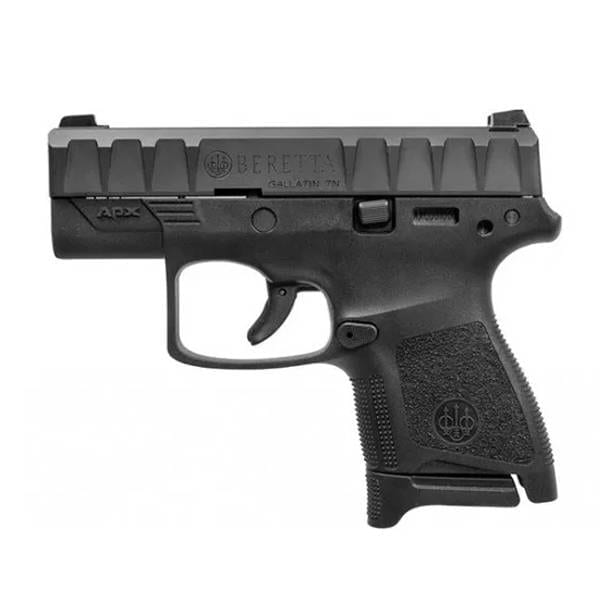 Beretta APX 9mm Sub-Compact Handgun Double Action