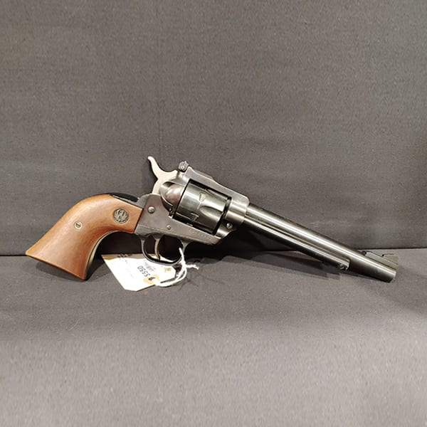 Pre-Owned – Ruger Single-Six .22 Win. Revolver Firearms