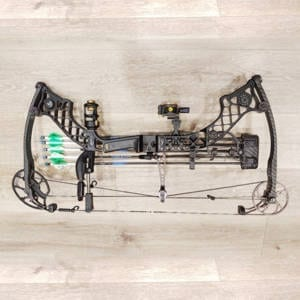 Pre-Owned – Mathews Extreme Tactical Bow Archery