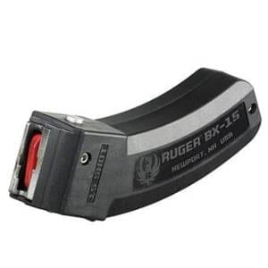 Ruger 10/22 BX-15 Series – 15 Round Magazine Firearm Accessories