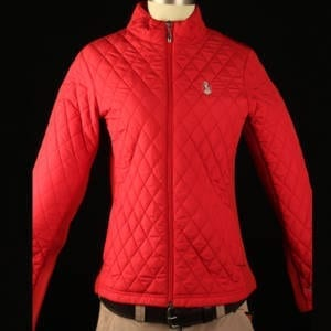 Ladies Quilted Preserve Brand Jacket Clothing