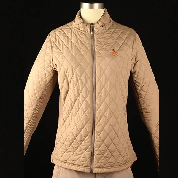 Ladies Quilted Jacket Clothing