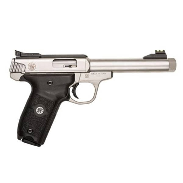 Smith & Wesson SW22 Victory .22LR Handgun Firearms