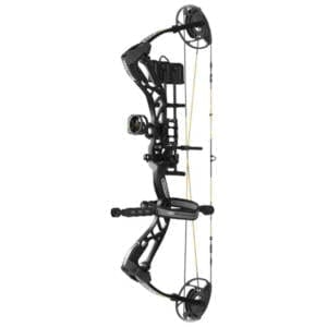 Diamond Edge 320 Bow Package Black 7-70 lb. RH Archery