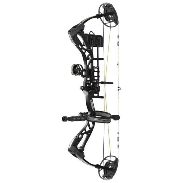 Diamond Edge 320 Bow Package Black 7-70 lb. RH Archery