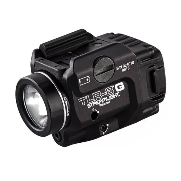 Streamlight TLR-8 Compact Weapon Light Firearm Accessories