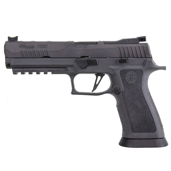Sig Sauer P320 X5 Legion 9mm Double Action