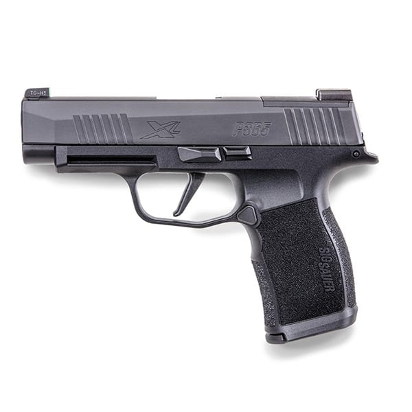 Sig P365 9MM 3.7″ X-Series Blk Firearms