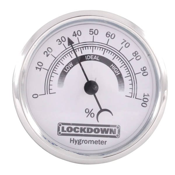 LOCKDOWN HYGROMETER Firearm Accessories