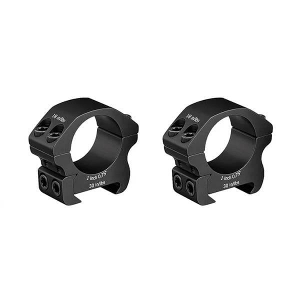 Vortex Pro Series 1″ Low 0.75″ Firearm Accessories