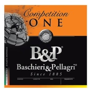 Baschieri & Pellagri Competition One 12 Gauge Shotshells 12 Gauge
