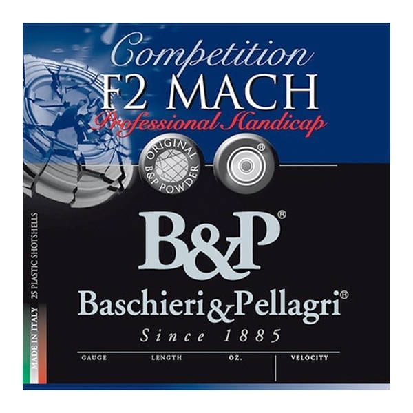 Baschieri & Pellagri Competition F2 Match 12 Gauge Shotshells 12 Gauge