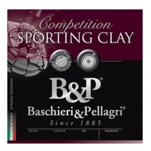 Baschieri & Pellagri Competition Sporting Clay 12 Gauge Shotshells 12 Gauge