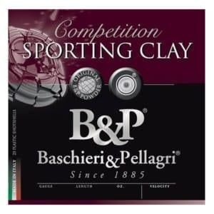 Baschieri & Pellagri Sporting Clays 12 Gauge Target Loads 12 Gauge