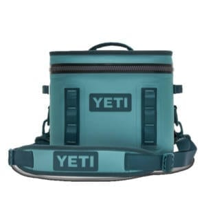 YETI HOPPER FLIP 12 RIVER GREEN COOLER Camping Gear