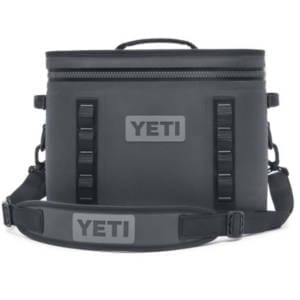 YETI HOPPER FLIP 18 CHARCOAL COOLER Camping Gear