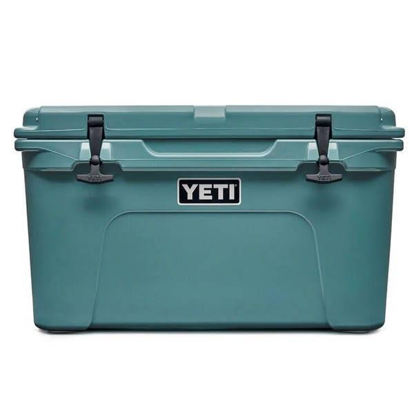 YETI TUNDRA 45 RIVER GREEN COOLER Camping Gear