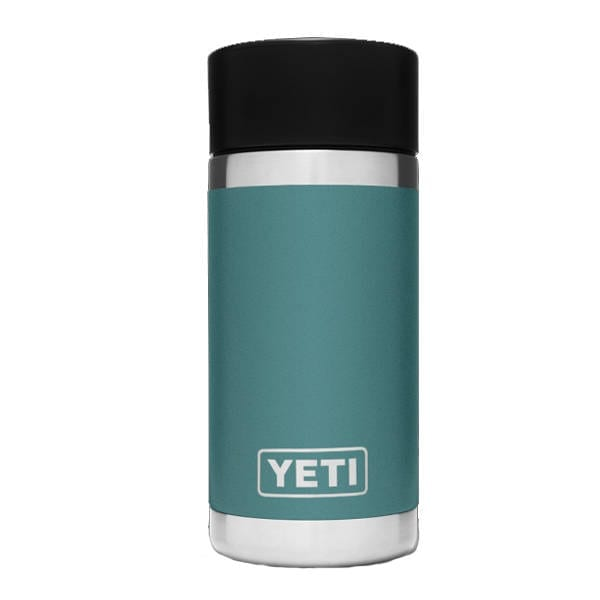 YETI RAMBLER 12 OZ BOTTLE RIVER GREEN Camping Gear