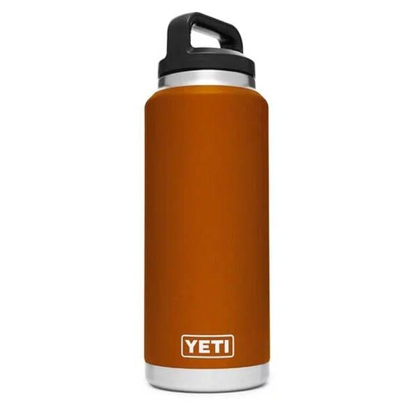 YETI RAMBLER 36 OZ BOTTLE CLAY Camping Gear
