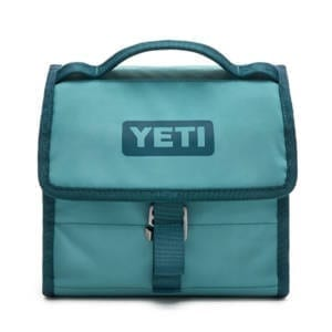 YETI DAYTRIP LUNCH BAG RIVER GREEN Camping Gear