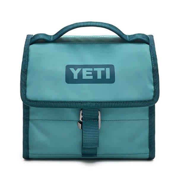 YETI DAYTRIP LUNCH BAG RIVER GREEN Camping Gear