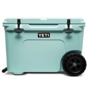YETI TUNDRA HAUL SEAFOAM Camping Gear