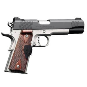 Kimber Custom Crimson Carry II .45 ACP Handgun Firearms