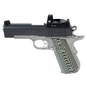 Kimber Aegis Elite Pro Stainless 9mm Handgun Firearms