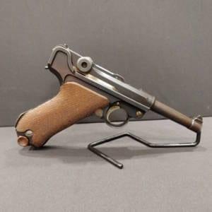 Pre-Owned – DWM 30 Luger P08 7.65 Para Handgun OBO Firearms