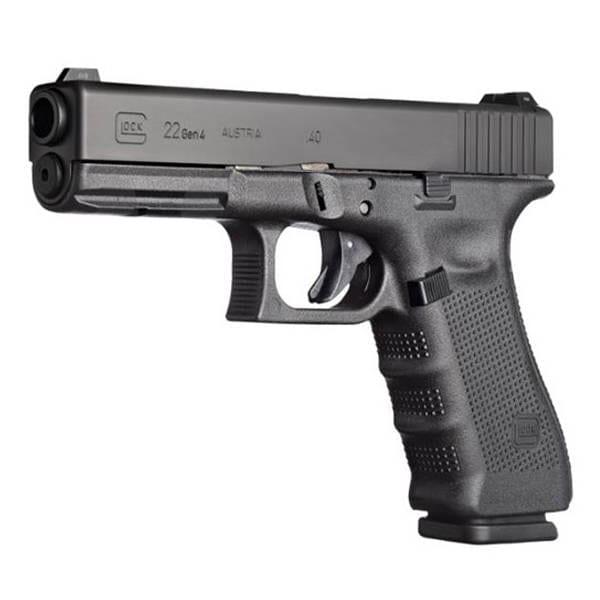 Glock G22 Gen4 .40 S&W 4.5″ Handgun Firearms