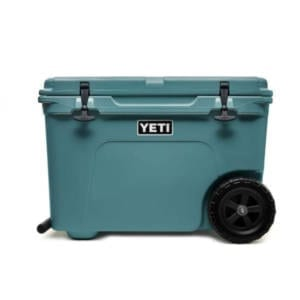 YETI TUNDRA HAUL RIVER GREEN COOLER Camping Gear