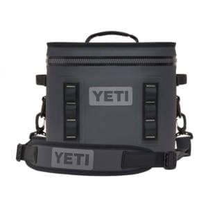 YETI HOPPER FLIP 12 CHARCOAL COOLER Camping Gear