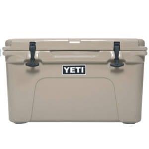 YETI TUNDRA 45 COOLER TAN Camping Gear
