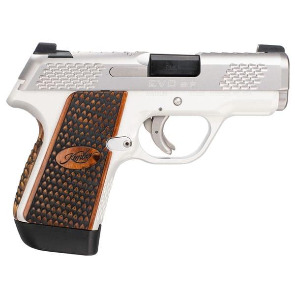 Kimber EVO Stainless Raptor 9MM – 3.16″ Handgun w/ Night Sights Firearms