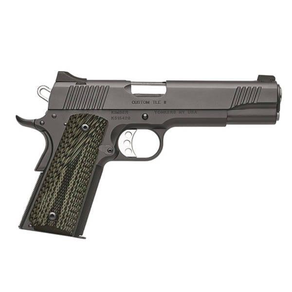Kimber 1911 Custom TLE II .45ACP Handgun Firearms