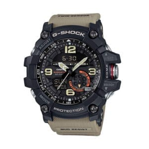 Casio G-Shock Mudmaster Tan Watch Accessories