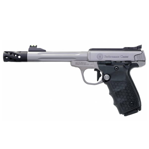Smith & Wesson PC SW22 Victory .22LR Handgun Firearms
