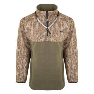 Drake 1/4 Zip Refuge Eqwader (Medium) Clothing