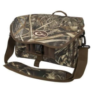 DRAKE Refuge Blind Bag Realtree Backpacks & Bags