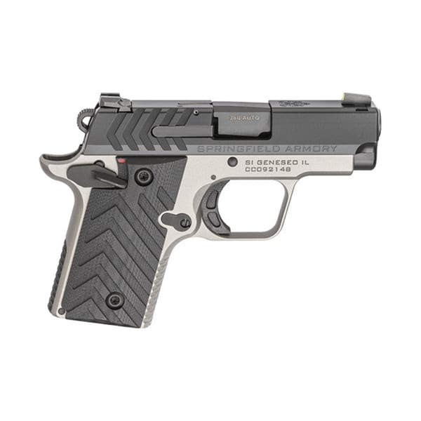 Springfield Armory 911 Single Action .380 ACP 2.7″ Pistol Firearms