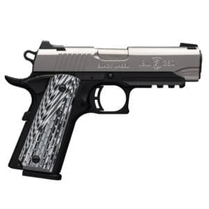 Browning 1911- .380 ACP Black Label Pro Handgun Firearms