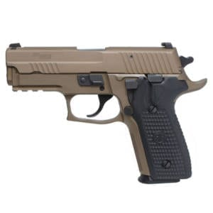 Sig Sauer P229 9mm 3.9″ Custom Scorpion Handgun Firearms