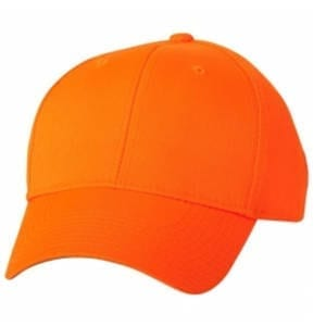 Outdoor Camouflage Cap – Blaze Orange Caps & Hats