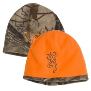 Browning All Season Reversible Beanie Caps & Hats