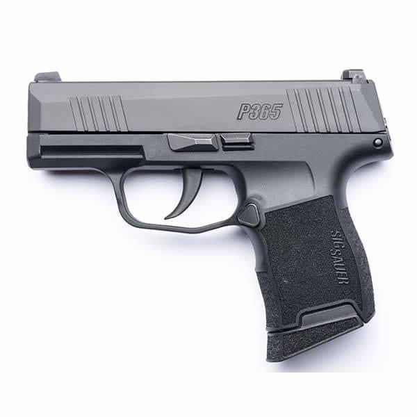 Sig Sauer P365 9MM Tacpac 3.1″ Handgun Firearms