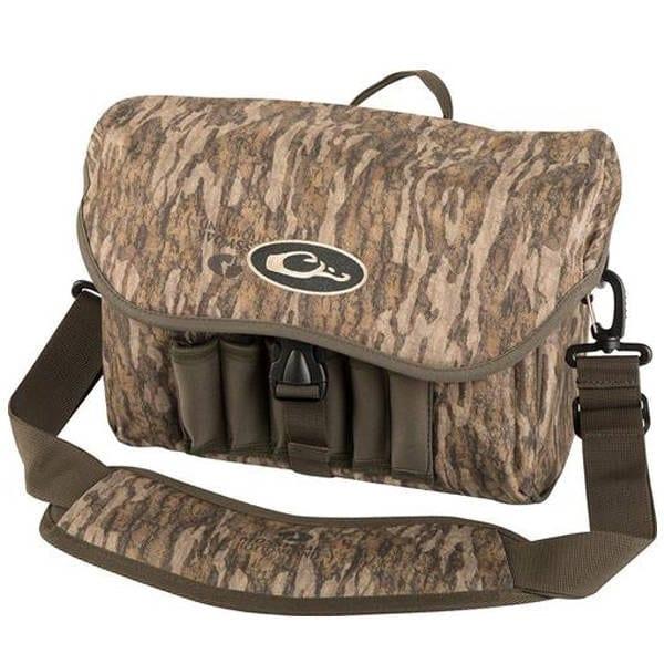 Drake Waterfowl Blind Bag Mossy Oak Accessories