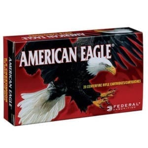 Federal American Eagle 6.5 Creedmoor Ammunition 20 Rounds OTM 6.5 Creedmoor